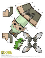 Papercraft-Pixies-Pixie-King