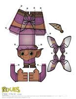 Papercraft-Pixies-Pixie-Page