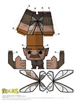 Papercraft-Pixies-Worker-Pixie